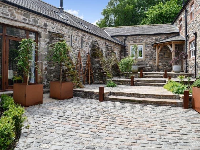 Branthwaite Cottages - The Long Barn