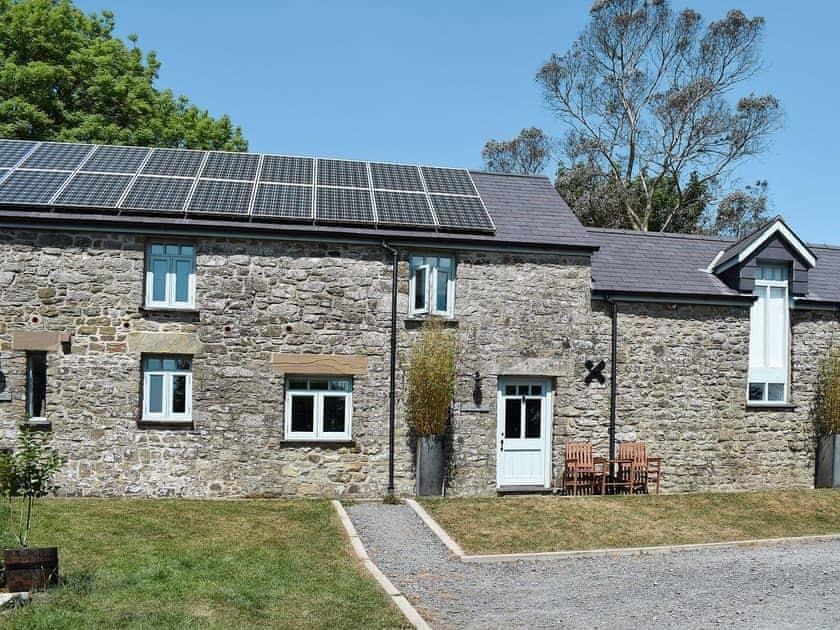 Delightful Welsh holiday cottage | Yr Ysgubor - Penrallt Y Cordde, Glynarthen, near Aberporth