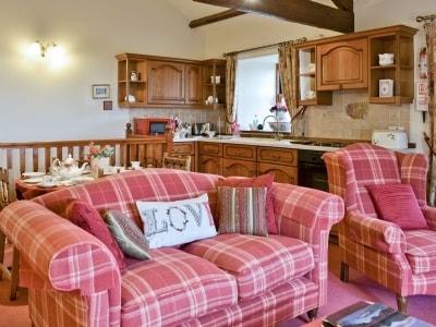 Open plan living/dining room/kitchen | Daleside - Rambling Rose, Nr. Keswick