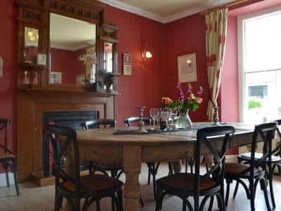 Elegant dining room | Holly House, Pooley Bridge, near Ullswater