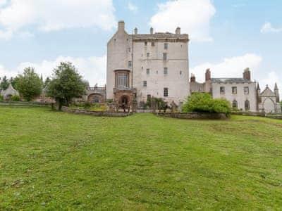 Exterior | Symbister Suite, Delgatie Castle, Turriff