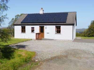Detached Cottage Argyll West Coast