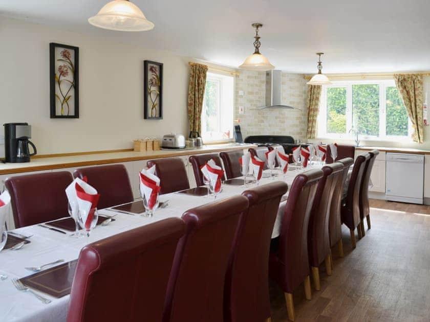 Dining room | Alminstone House, Woolsery, nr. Bideford