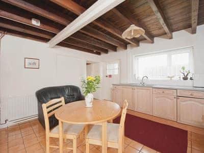 Open plan living/dining room/kitchen | High Farm Cottage, Gerrick, nr. Moorsholme
