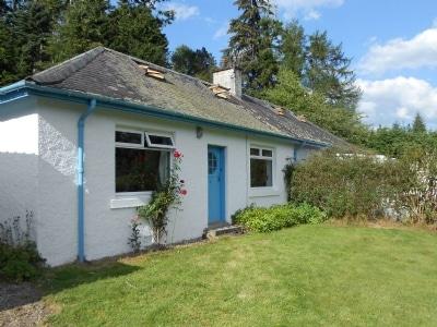 Exterior | Little Forest Cottage, Auchterawe, Fort Augustus