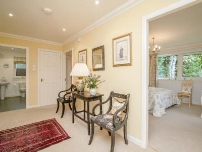 Hallway | Cairns Cottage, Aboyne