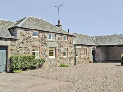 Exterior | Oldhamstocks Cottage, Oldhamstocks, By Dunbar