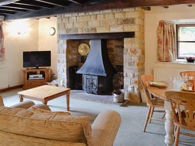 Living room/dining room | Dales Cottage, Appersett, nr. Hawes