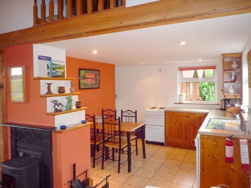 Kitchen/diner | Gort na Tornoige, Castlemaine, Co. Kerry