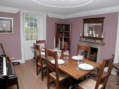 Dining room | Bradley Hall, Matlock