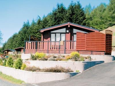 Exterior | Bea Lodge, Glendevon, nr. Gleneagles