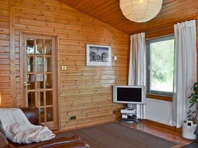 Living room | Bea Lodge, Glendevon, nr. Gleneagles