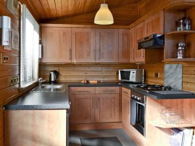 Kitchen   Bea Lodge, Glendevon, nr. Gleneagles