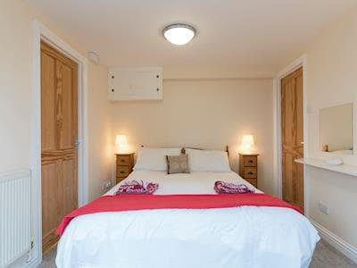 Comfortable double bedroom | The Garden Apartment - Aislaby Hall, Aislaby, near Whitby