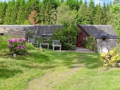 Dunkeld Luxury Holiday Cottage
