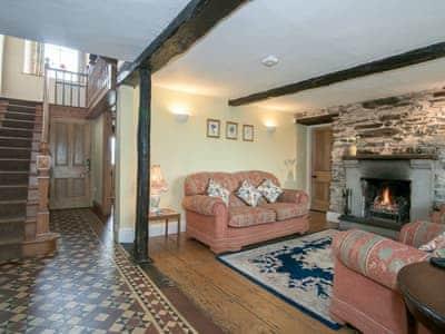 Living room | The Vicarage, Lowick Bridge, nr. Coniston
