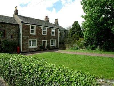 Halls Bank Cottages - Halls Bank Farm