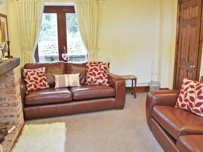Living room | Holt Brook Cottages - Ladygrove Cottage, Matlock