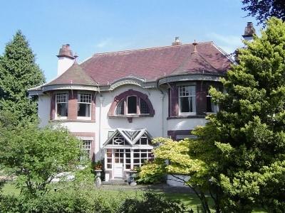 Dunvarlich House, Aberfeldy