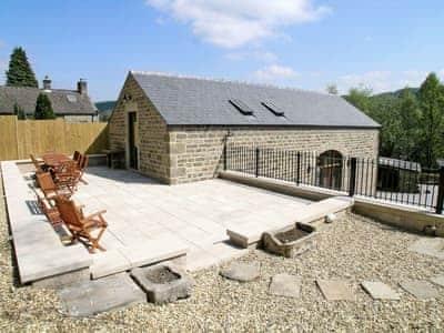Exterior | Tythe Barn, Grindleford