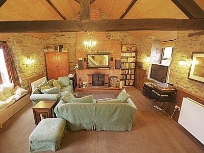 Living room | Yr Hen Efail, Llanbrynmair