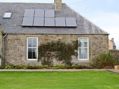 Exterior | Gladstone Cottage, Castletown, nr. Thurso