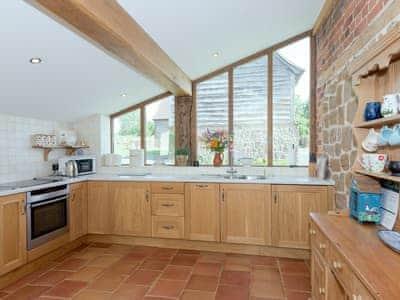 Kitchen | Old Hall Barn, Kenley