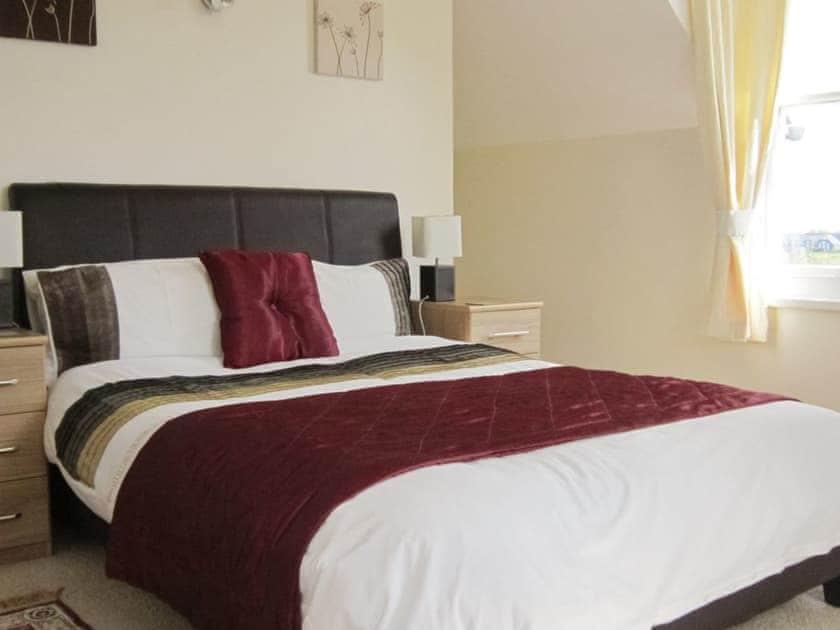Double bedroom | Trewethen - Orchard Cottage, Tregatta, nr. Tintagel