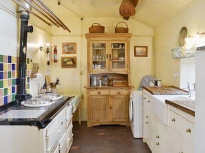 Kitchen | Ganny Cottages - Ganny House, Birkerthwaite, Birkermoor