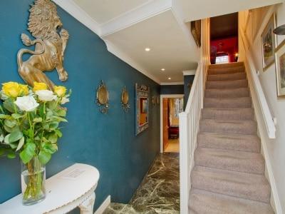 Stairs | Kings Stables, Edinburgh