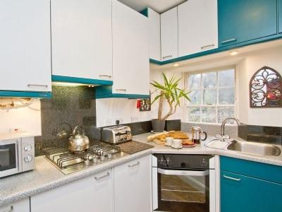 Kitchen | Kings Stables, Edinburgh