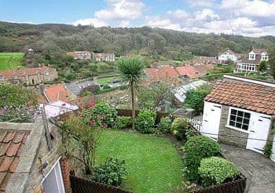 Garden | Sunnyside, Sandsend, Whitby