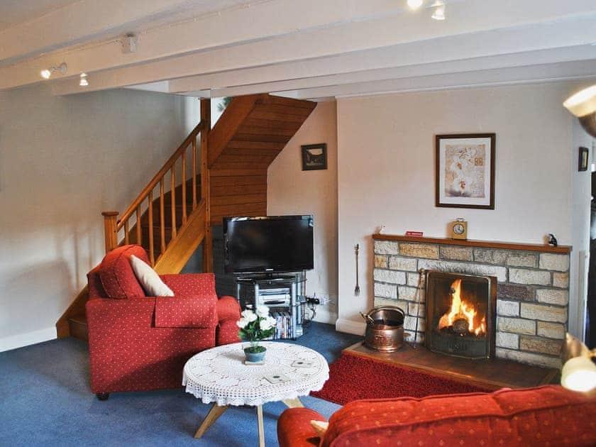 Living room | Sunnyside, Sandsend, Whitby
