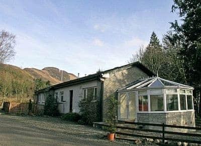 Lomond Cottages - Lomond View Cottage, Balmaha, Loch Lomond