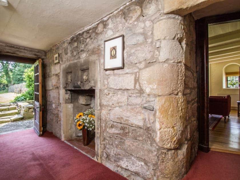Hallway | Dunstan Hall, Craster