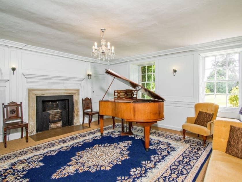 Living room | Dunstan Hall, Craster