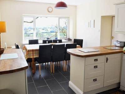 Kitchen/diner   Ty Mawr, Nr. Criccieth