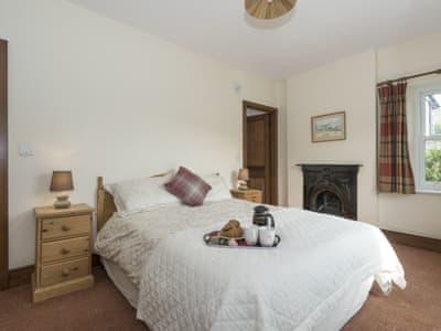 Spacious master bedroom | Guards Cottage, Threlkeld, Keswick