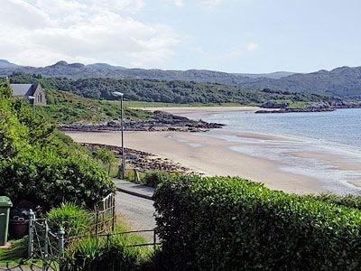 Beach Cottage, Clachangarbh, Gairloch