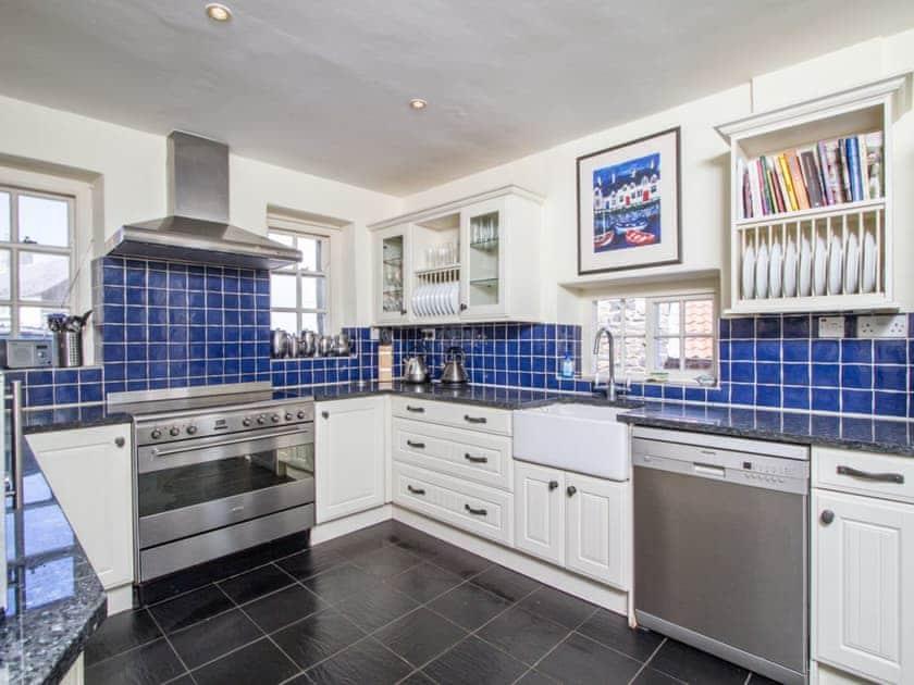 Kitchen | Dunstan Hall, Craster