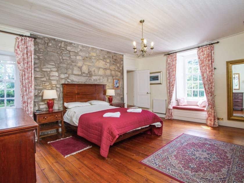 Double bedroom | Dunstan Hall, Craster
