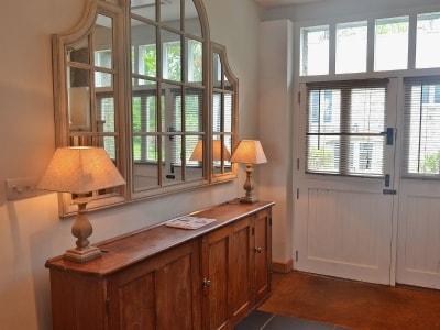 Open plan living/dining room/kitchen   Gwedna Barns - Swallows Barn, Godolphin Cross, Helston