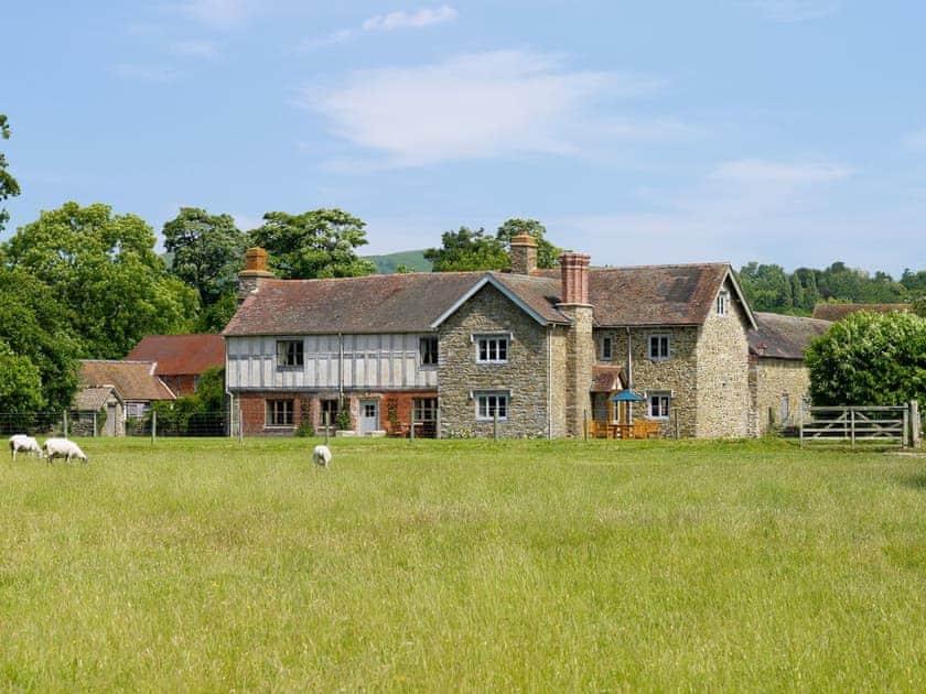 The Acton Scott Estate - Henley Farmhouse