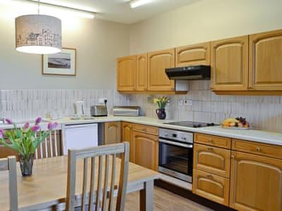 Kitchen/diner | Mrs Rowan's Cottage, Ford, nr. Oban