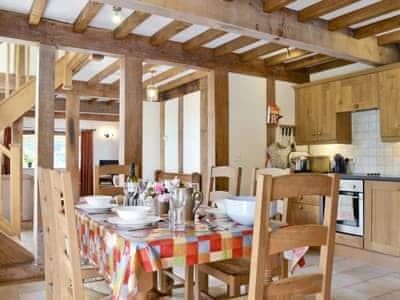 Kitchen/diner | Ty-Rhyd, Pedairffordd