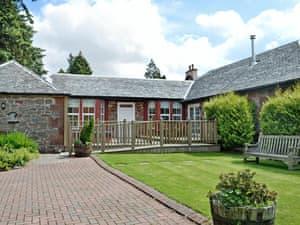 Auchendennan - A'dennan Farm Cottage