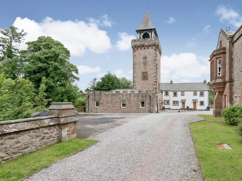 Exterior | Irton Hall - The Clock Tower, Irton, nr. Eskdale