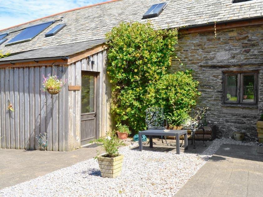 Exterior   The Granary - Alta Lyn Barns, Lynton