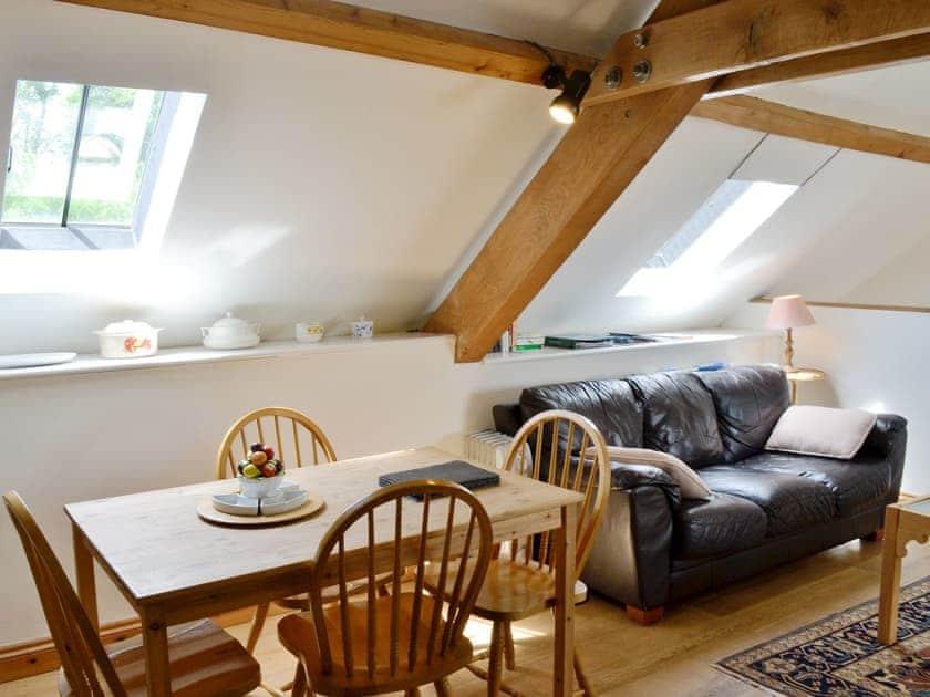 Living/ dining area   The Granary - Alta Lyn Barns, Lynton