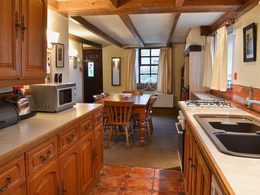 Kitchen/diner | High Windy Cottage, Garrigill, nr. Alston